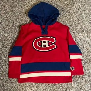 NHL Montreal Canadians long sleeve